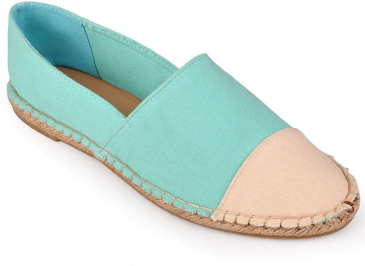 Journee Collection saturday espadrille flats - women