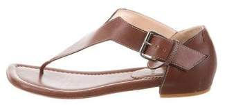 Christian Louboutin Flat Thong Sandals