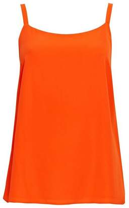 Wallis Orange Vest Camisole Top
