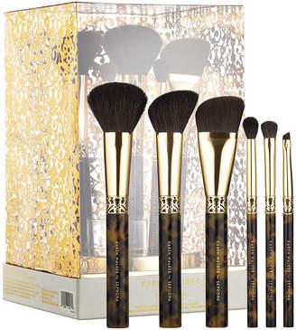 Sephora KAREN WALKER Amber Craft: Beauty Brush Set + Stand