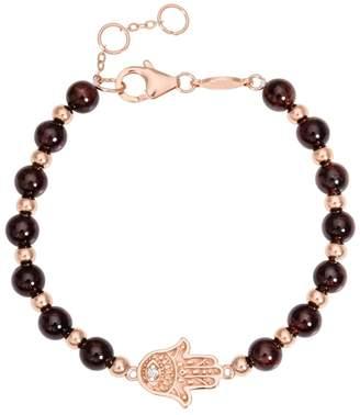 John Greed Prosperity & Vitality Hamsa Hand Bracelet