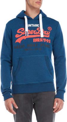 Superdry Logo Fleece Hoodie