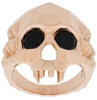 Kasun London Vampire Skull ring