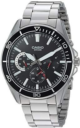 Casio Men's 'Sports' Quartz Stainless Steel Casual Watch