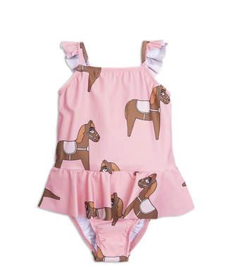 Mini Rodini Horse Skirt Swimsuit