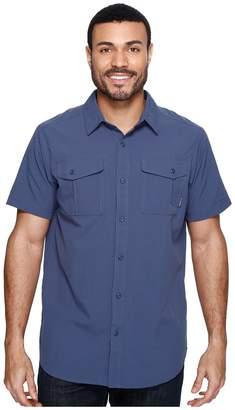 Columbia Twisted Divide Short Sleeve Shirt Men's Short Sleeve Button Up