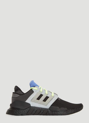 adidas Eqt Support 91/18 Sneakers in Black