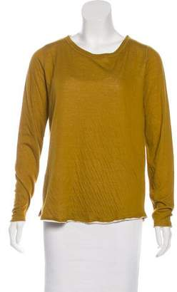 Hartford Knit Long-Sleeve T-Shirt w/ Tags