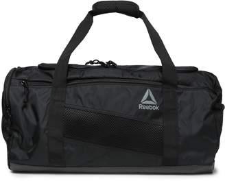Reebok Mesh-trimmed Shell Gym Bag