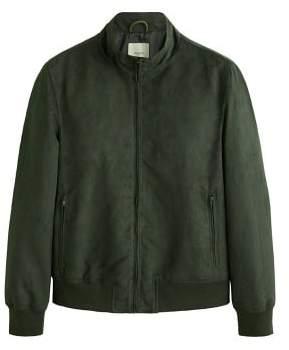 Mango Man MANGO MAN Faux-suede jacket