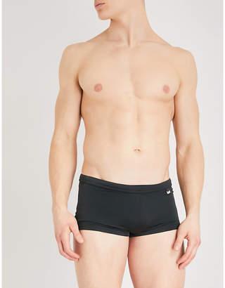 Hom Splash mid-rise swim trunks