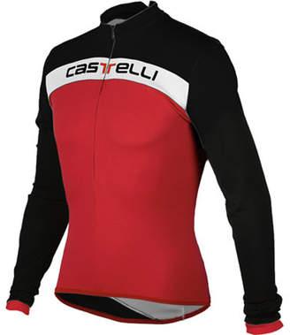Castelli Prologo Full-Zip Jersey - Long-Sleeve - Men's