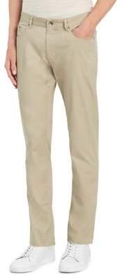 Calvin Klein Micro Herringbone Pants