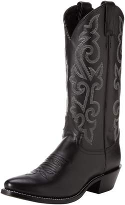 "Justin Boots Men's 13"" Western Boot Medium Round Toe"