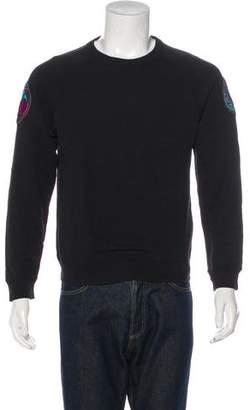 Dries Van Noten Crew Neck Long Sleeve Sweatshirt
