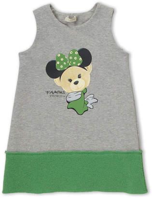 Elsy Toddler Girls) Bear Graphic Shift Dress