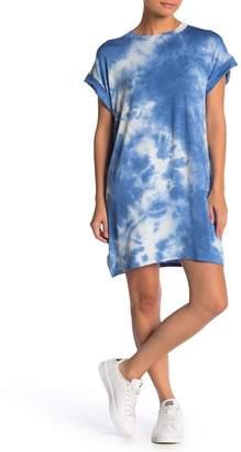 Cotton Emporium Tie Dye T-Shirt Dress