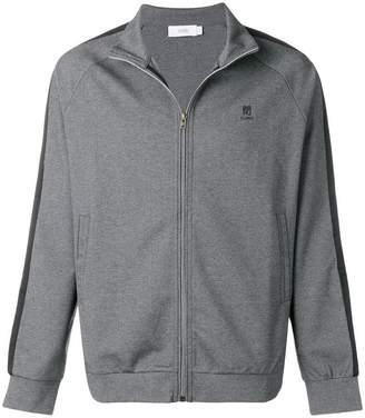 Closed tracksuit jacket