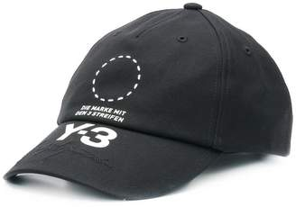 Y-3 Y3ADIDAS X YOHJI YAMAMOTO street cap