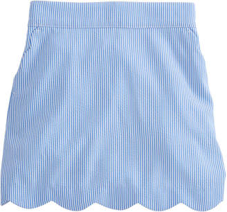 Vineyard Vines Girls Seersucker Skort
