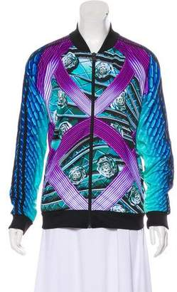 Mary Katrantzou x adidas Printed Long Sleeve Jacket
