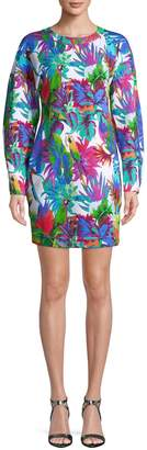 Love Moschino Women's Print Shift Dress