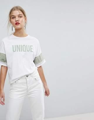 MANGO Unique T-Shirt