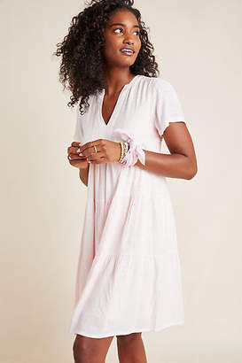 Maeve Tania Tiered Tunic Dress