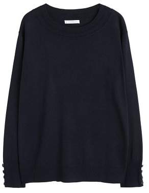 Violeta BY MANGO Fine-knit sweater