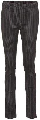 Isabel Marant Kenton striped wool-blend pants