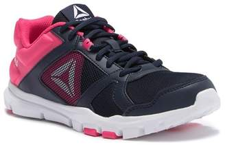 Reebok Your Flex Train 10 Sneaker (Big Kid)