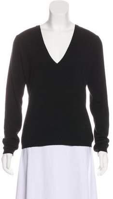 Loro Piana Knit V-Neck Sweater
