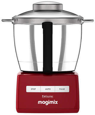 Magimix NEW Patissier Multifunction Red