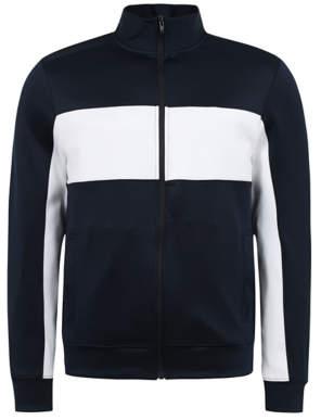 George Navy Sporty Colour Block Jacket