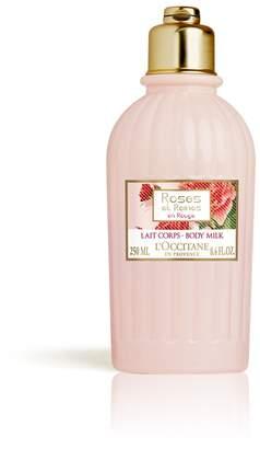 Rose Roses et Reines en Rouge Body Milk