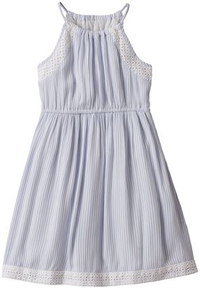Girls 4-8 SONOMA Goods for LifeTM High Neck Cinched Dress $32 thestylecure.com