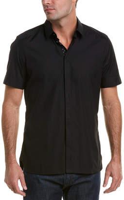 Dolce & Gabbana Silk-Blend Woven Shirt
