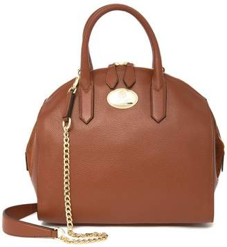 Roberto Cavalli Leather Satchel