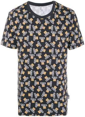 Moschino printed large T-shirt