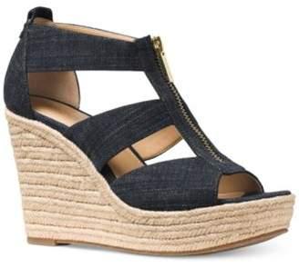 Michael Kors MICHAEL Damita Platform Wedge Sandals