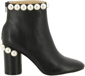 Katy Perry Studded Ankle Boots