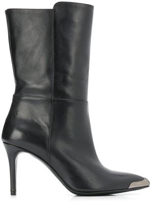 Albano toe cap boots