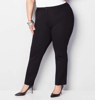 Avenue L-Pocket Ponte Pant