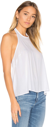 Michael Stars Tie Back Halter $88 thestylecure.com