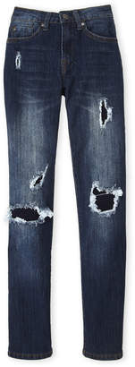 7 For All Mankind Boys 8-20) Standard Straight Leg Jeans