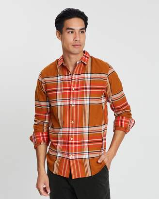 Flannel Regular Fit Shirt