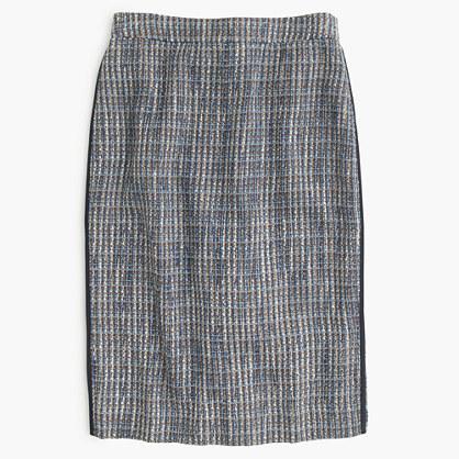 J.CrewPencil skirt in flecked tweed
