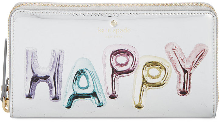 Kate Spade kate spade new york Whimsies Happy Lacey Wallet