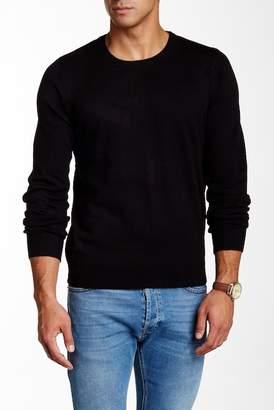 Yoki Crew Neck Solid Sweater