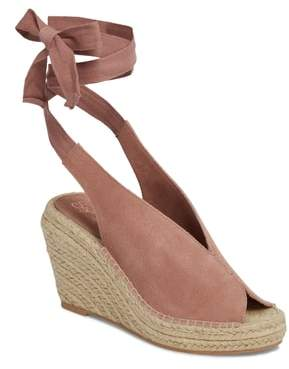 Seychelles Interrelated Espadrille Wedge Sandal